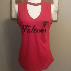 Atlanta Falcons women's small tank top